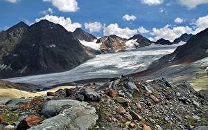 Hintergrundbilder Gebirge Steine Österreich Landschaftsfotografie Alpen Natur