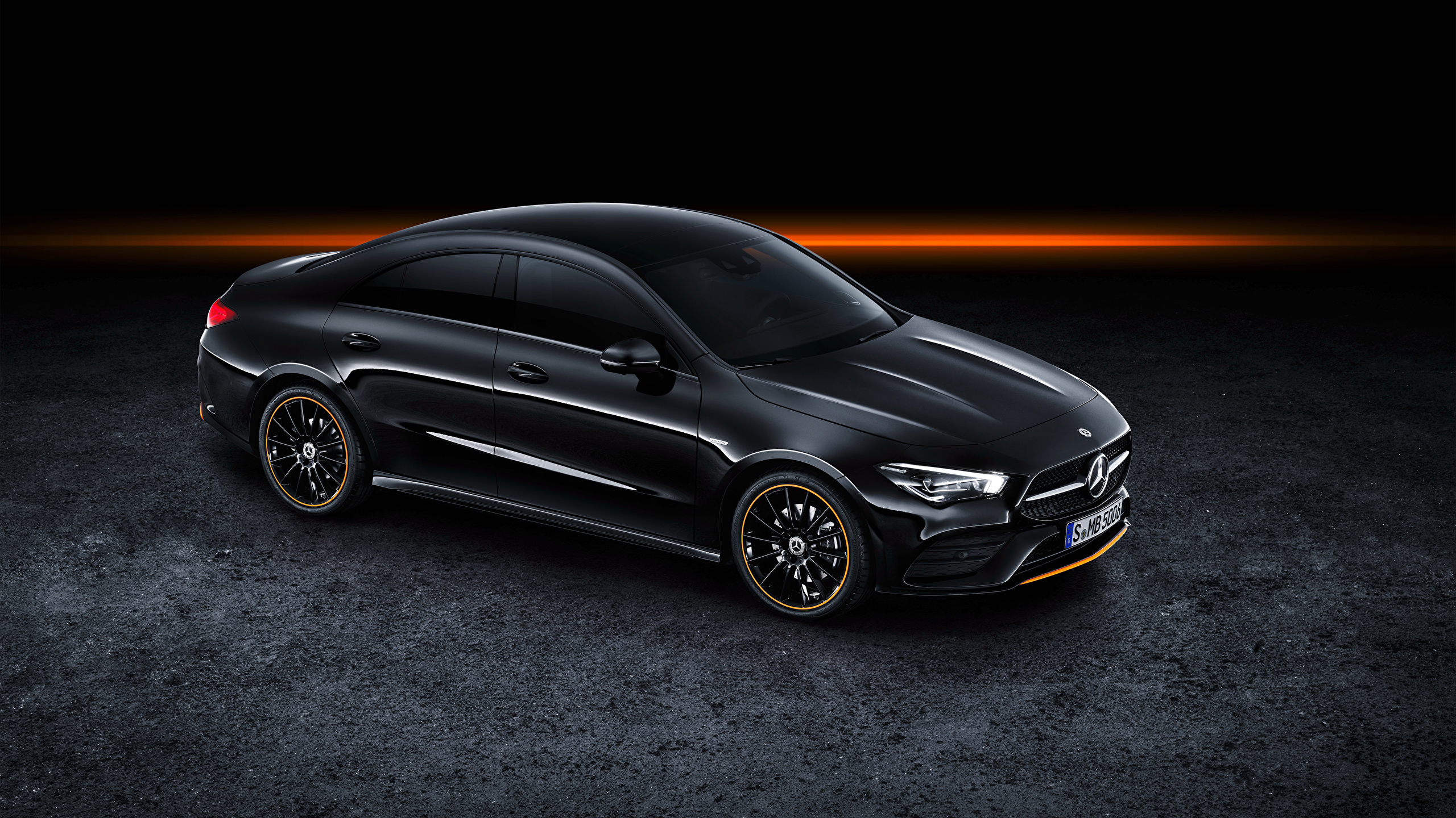 Pictures Mercedes Benz 2019 Cla 250 Amg Line Edition 2560x1440