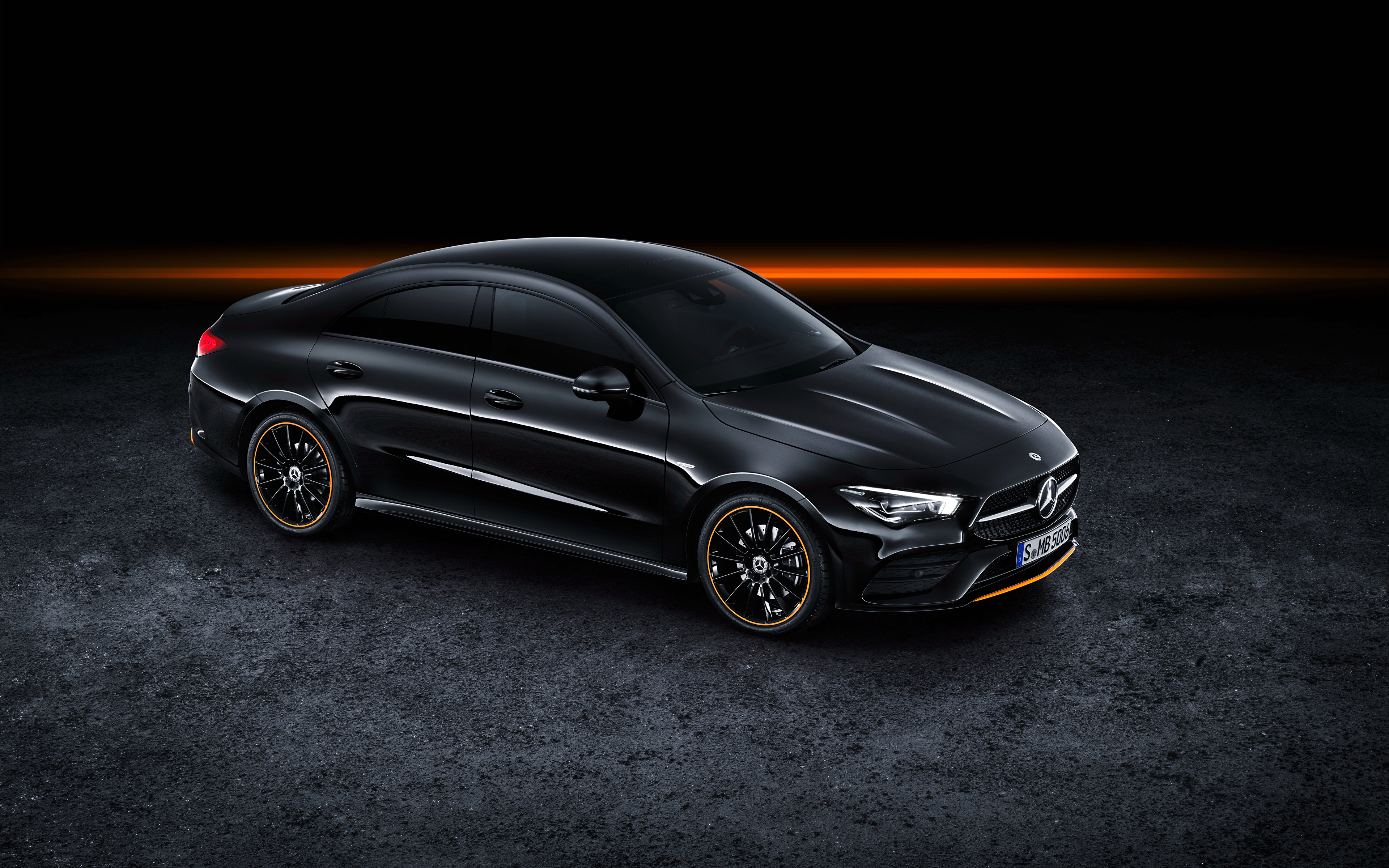 Pictures Mercedes Benz 2019 Cla 250 Amg Line Edition 3840x2400