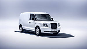 Picture White Metallic Van LEVC VN5, 2020 Cars
