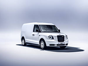Picture White Metallic Van LEVC VN5, 2020 Cars