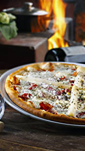 Hintergrundbilder Fast food Pizza Teller