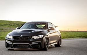 Wallpaper BMW Black GTS F83 automobile