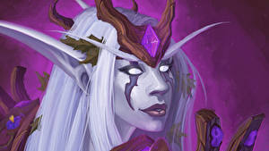 Pictures World Of Warcraft Elves Nordrassil Female Fantasy
