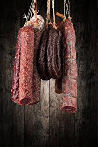 Hintergrundbilder Fleischwaren Wurst Bretter