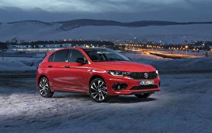 Fotos Fiat Rot Metallisch 2019 Egea Sport Autos
