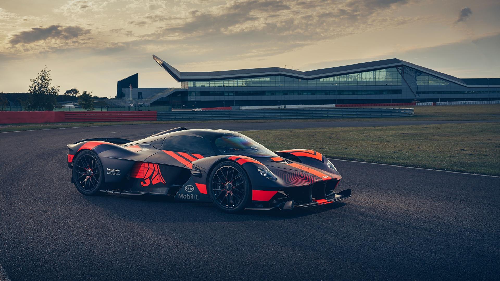 Bilder Von Aston Martin Valkyrie Red Bull Racing Autos 1920x1080