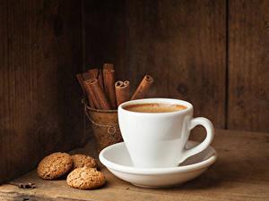 Hintergrundbilder Kaffee Zimt Kekse Tasse Untertasse