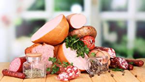 Hintergrundbilder Fleischwaren Wurst Gewürze Einweckglas Lebensmittel