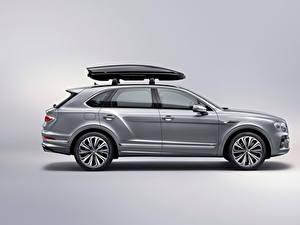 Images Bentley CUV Grey Metallic Side Bentayga V8 Worldwide, 2020 Cars