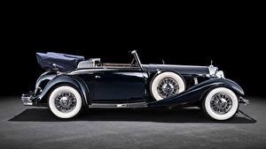 Fotos Mercedes-Benz Antik Cabriolet Seitlich