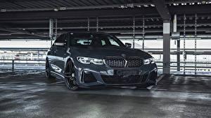 Fondos de escritorio BMW Gris Metálico 2020 G-Power M340i Coches