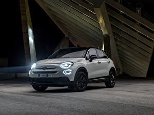 Hintergrundbilder Fiat Metallisch Weiß  Autos