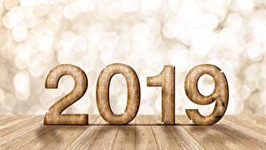 Bilder Neujahr Bretter 2019