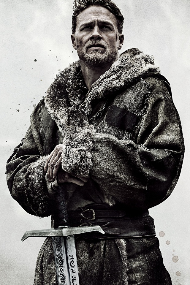 Fondos De Pantalla 640x960 Varón King Arthur Legend Of The
