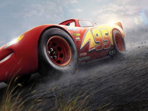Fotos Cars 3 Rot Lightning McQueen Animationsfilm
