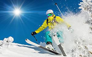 Hintergrundbilder Skisport Winter Sonne Schnee Brille Sport