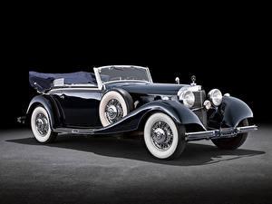 Hintergrundbilder Mercedes-Benz Retro