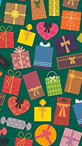 Hintergrundbilder Textur Geschenke Schleife