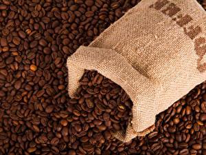 Fotos Kaffee Viel Getreide