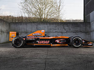 Hintergrundbilder Formula 1 Seitlich Orange 2000 Arrows A21 Autos Sport