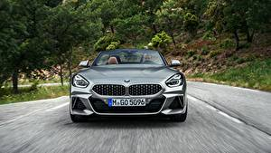 Bilder BMW Vorne Roadster Bewegung Z4 M40i 2019 G29