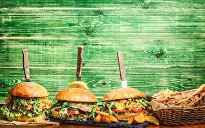 Hintergrundbilder Burger Messer