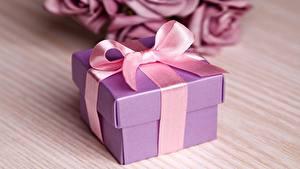 Wallpaper Box Bowknot Gifts