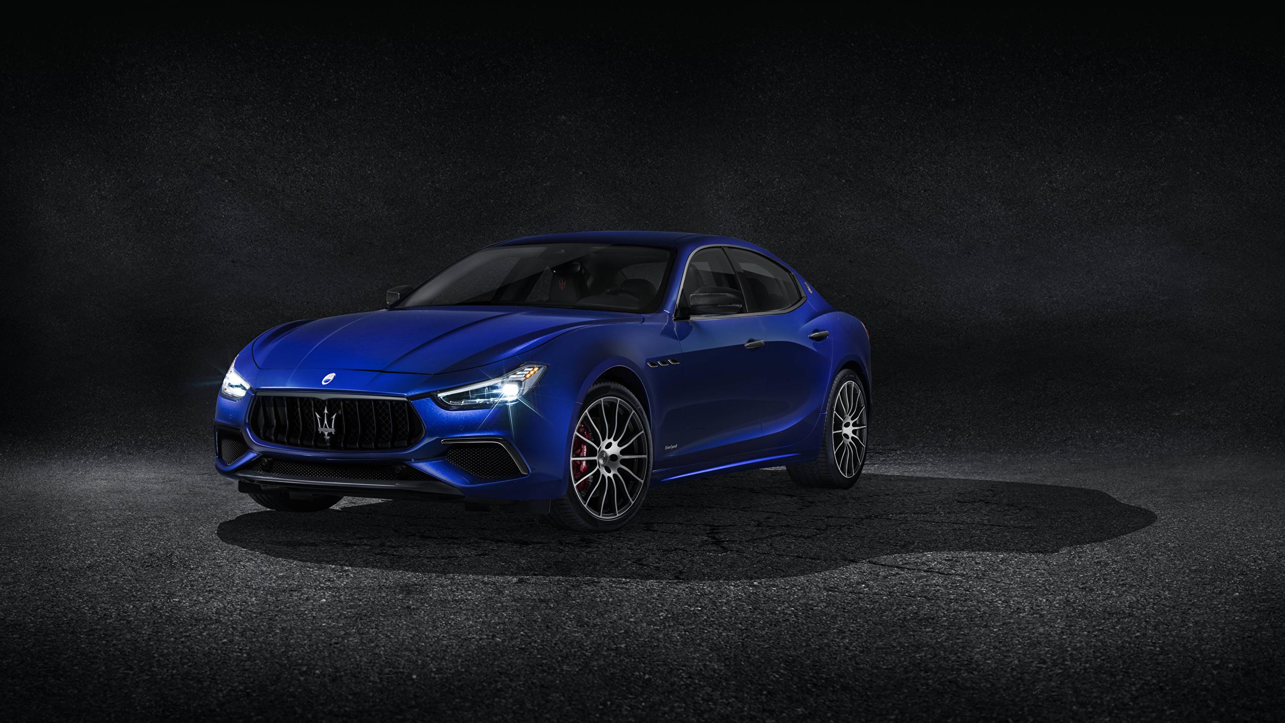 Fonds Decran 2560x1440 Maserati 2017 Ghibli S Q4 Gransport