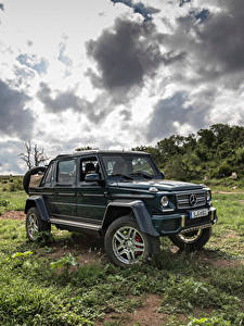 Fotos Mercedes-Benz Tuning 2017 Maybach G 650 Landaulet Worldwide Autos