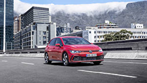 Fotos Volkswagen Rot 2020 Golf GTI Worldwide