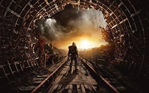 Hintergrundbilder Metro Exodus Tunnel