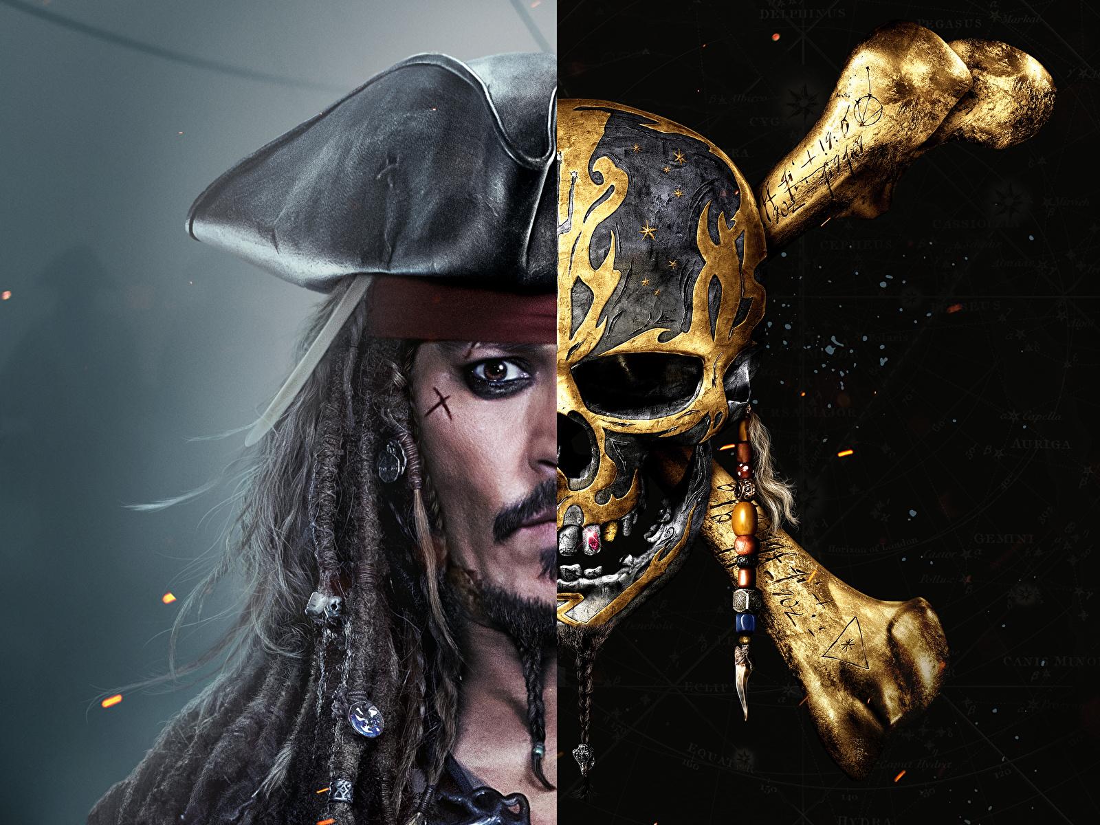 Immagini Di Teschio Pirati sfondi pirati dei caraibi - la vendetta di salazar johnny
