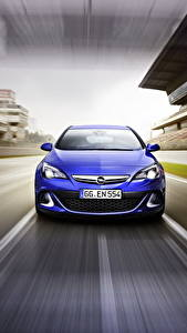 Images Opel Front Blue Astra, OPC, 2015 Cars