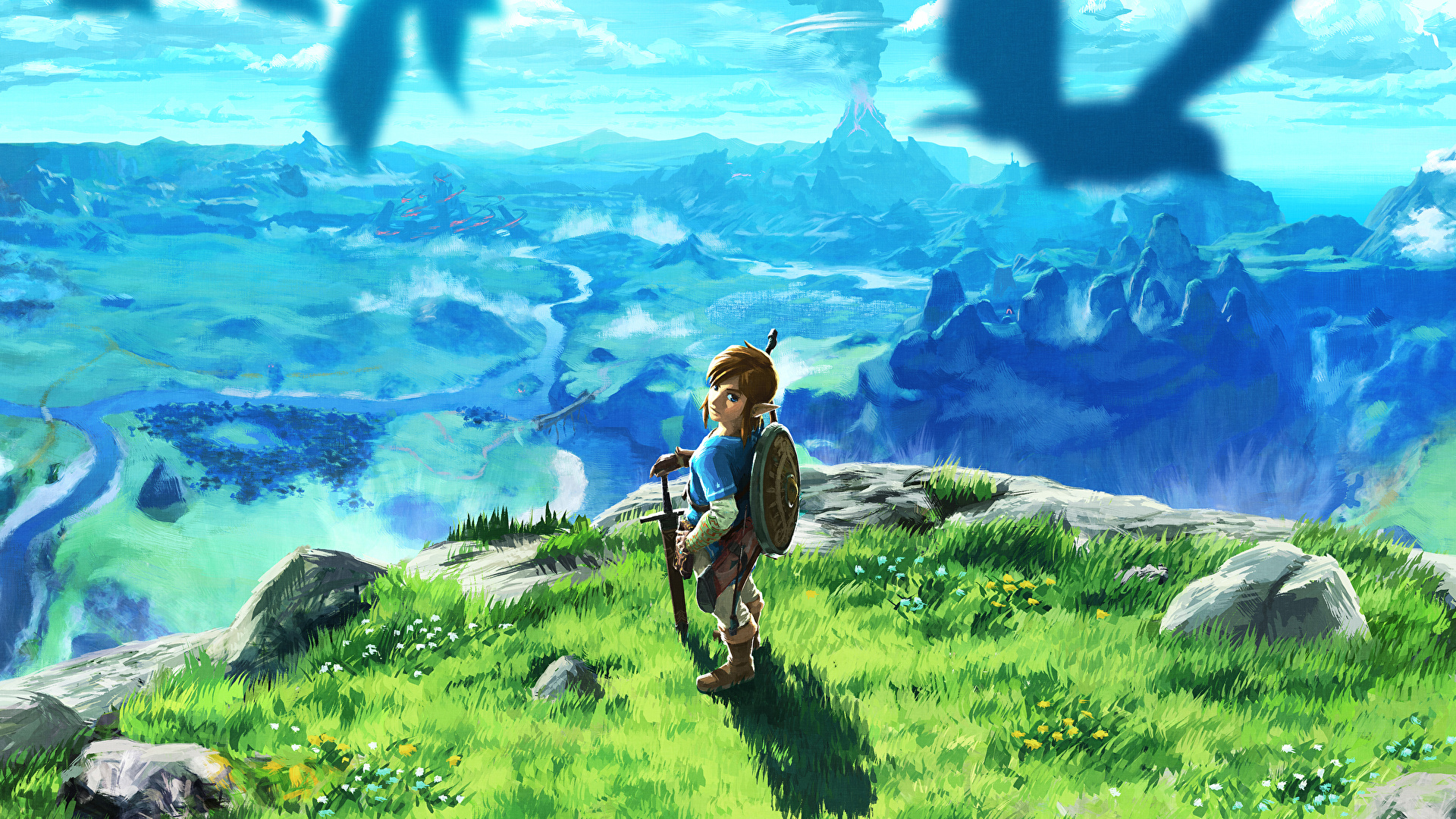 Image The Legend Of Zelda Warrior Breath Of The Wild 1920x1080