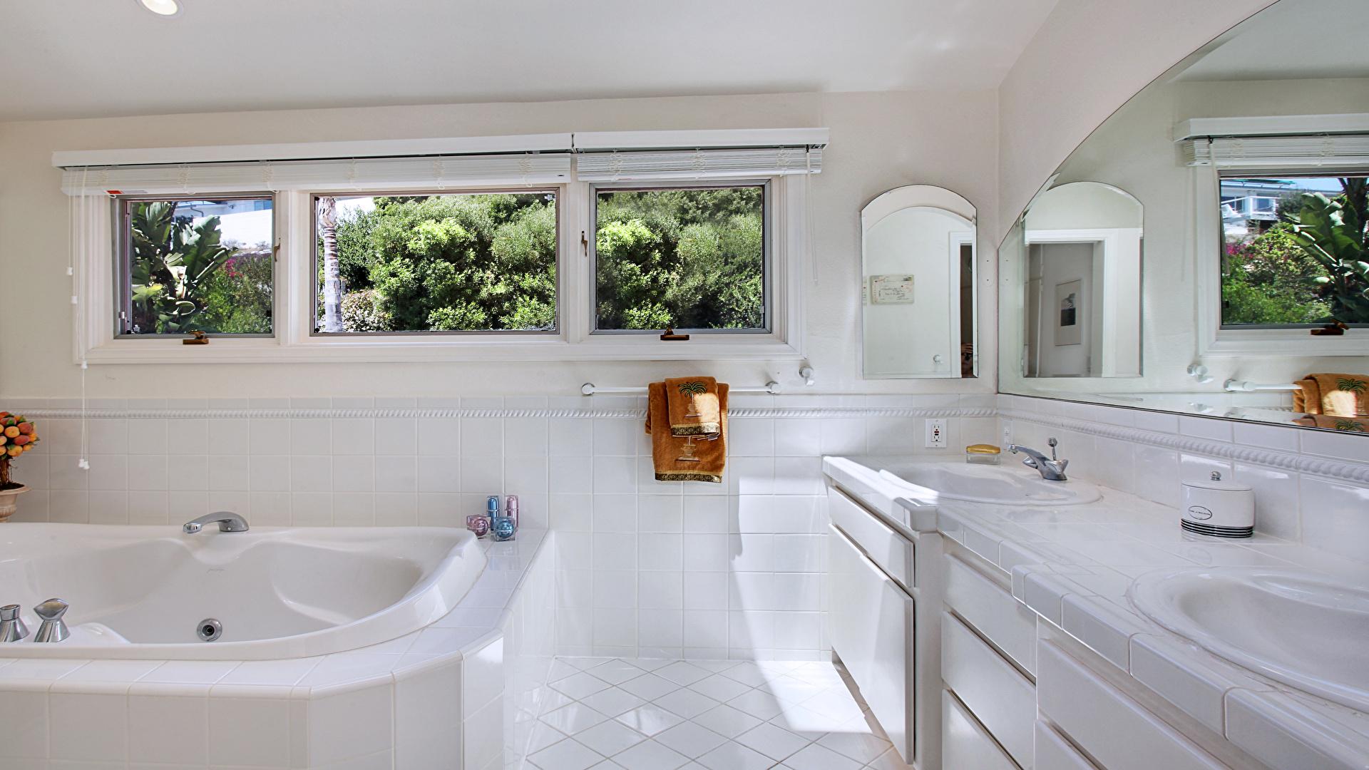 Hintergrundbilder Badezimmer Innenarchitektur Fenster 1920x1080