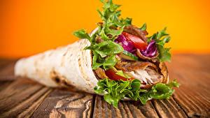 Hintergrundbilder Fast food Gemüse Eierkuchen Bretter kebab sandwich