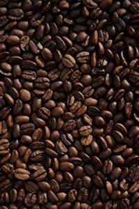 Bilder Kaffee Viel Textur Getreide