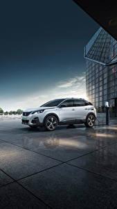 Bilder Peugeot Metallisch Softroader 4008 PHEV 4WD, 2020 auto