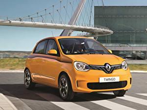 Fotos Renault Gelb Metallisch 2019 Twingo Worldwide Autos