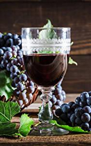 Fotos Wein Weintraube Weinglas