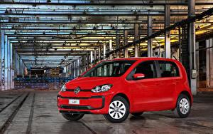 Photo Volkswagen Red Metallic 2017-19 MPI Latam