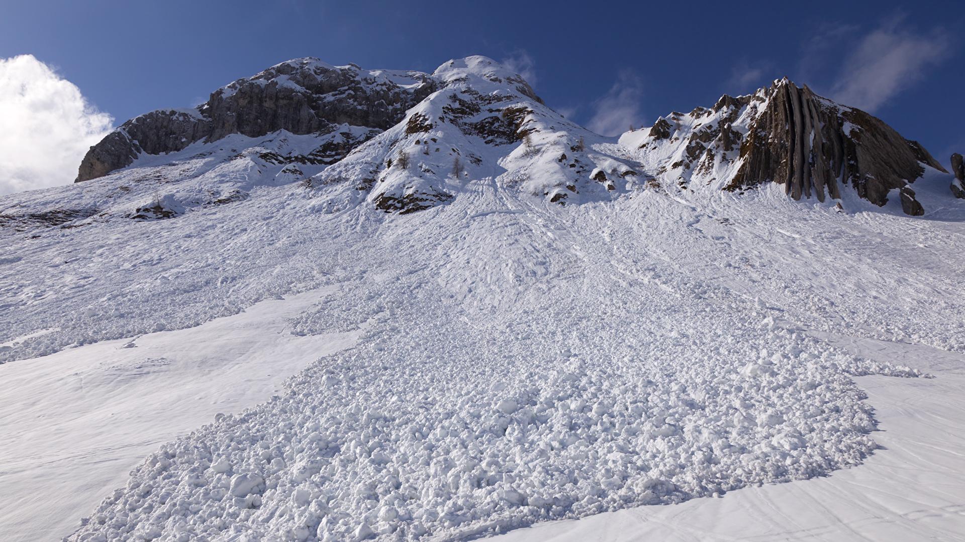 Sfondi Del Desktop Natura Inverno Montagna Neve 1920x1080