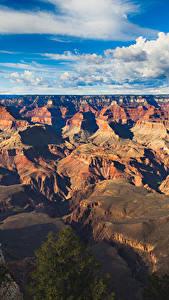 Hintergrundbilder Grand Canyon Park USA Park Landschaftsfotografie Gebirge Himmel Wolke Natur
