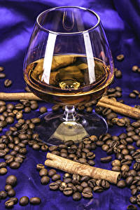 Bilder Alkoholische Getränke Zimt Kaffee Weinglas Getreide Lebensmittel
