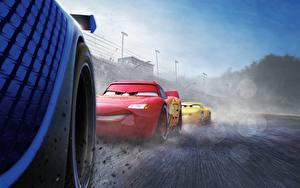 Fonds d'écran Cars 3 Mouvement