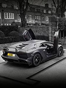 Fotos Lamborghini Graue Aventador Mansory Autos