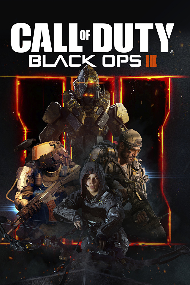 Photos Call Of Duty Soldier Assault Rifle Black Ops Iii Vdeo