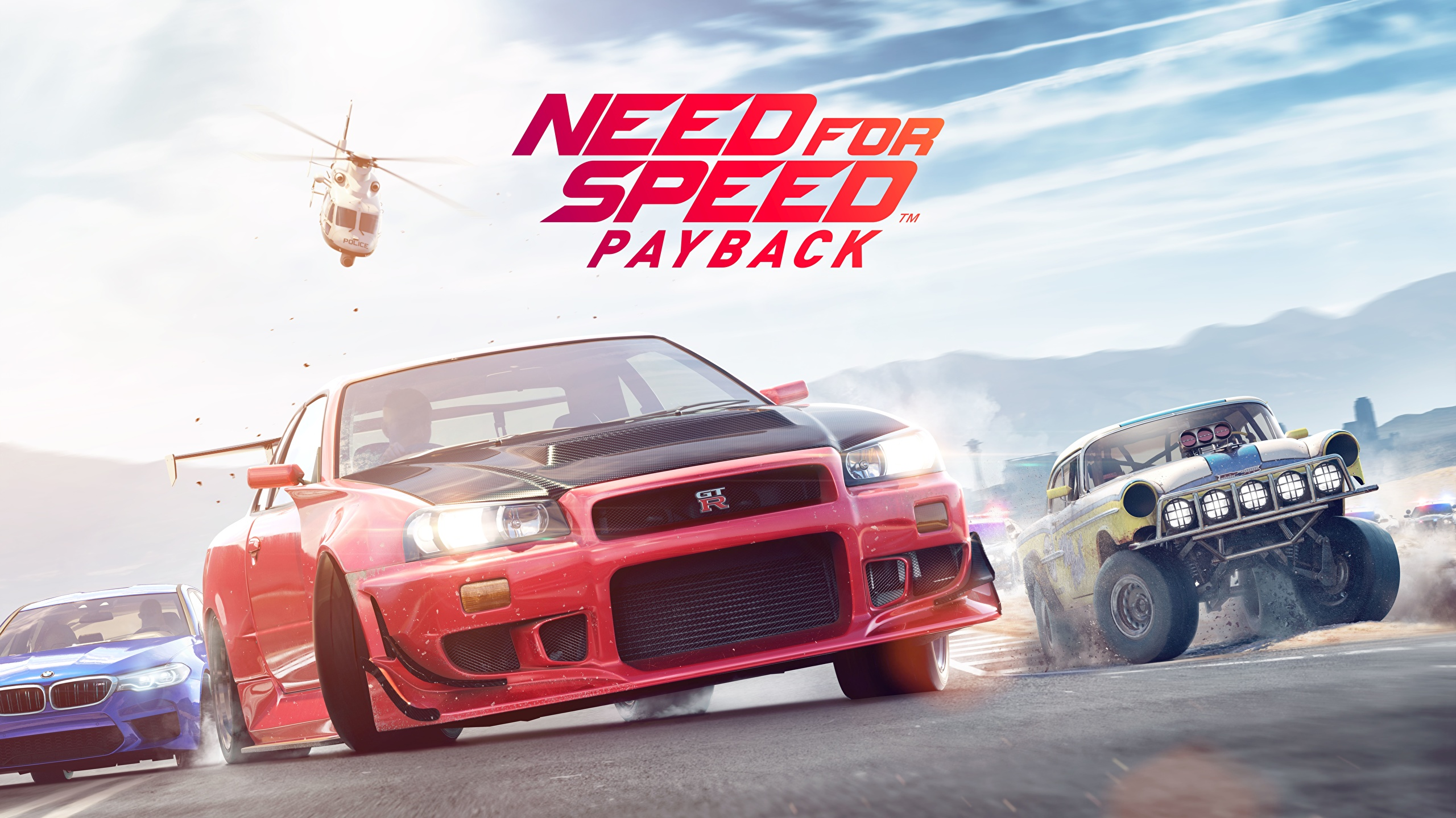 Pictures Need for Speed Payback Games 2560x1440 vdeo game