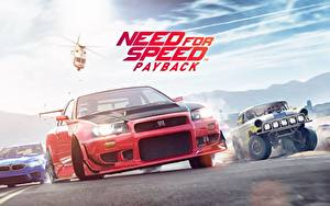 Picture Need for Speed Payback Games